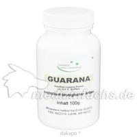 GUARANA PUR, 100 G, G & M Naturwaren Import GmbH & Co. KG