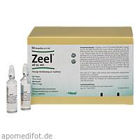 ZEEL ad us.vet.Ampullen, 50X5 ML, Biologische Heilmittel Heel GmbH