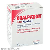 ORALPAEDON 240 NEUTRAL BTL, 10 ST, STADA Consumer Health Deutschland GmbH