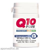 Q 10 30MG PLUS MAG VIT E S, 60 ST, Pharma Peter GmbH