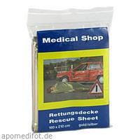 RETTUNGSD YPSISAVE 160X210, 1 ST, Holthaus Medical GmbH & Co. KG