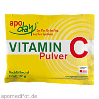 VITAMIN C Beutel, 100 G, WEPA Apothekenbedarf GmbH & Co KG