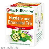 BAD HEILBRUNNER HUSTEN UND BRONCHIAL TEE N, 8X2.0 G, Bad Heilbrunner Naturheilmittel GmbH & Co. KG