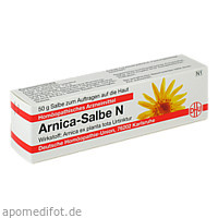 Arnica Salbe N, 50 G, Dhu-Arzneimittel GmbH & Co. KG