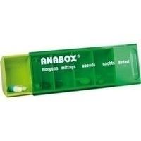 ANABOX-Tagesbox hellgrün, 1 ST, Wepa Apothekenbedarf GmbH & Co. KG