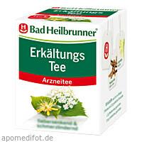 BAD HEILBRUNNER ERKAELTUNGSTEE N, 8X2.0 G, Bad Heilbrunner Naturheilm. GmbH & Co. KG