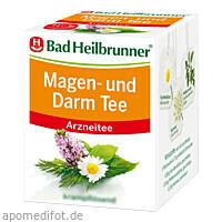 BAD HEILBRUNNER MAGEN UND DARMTEE N, 8X1.75 G, Bad Heilbrunner Naturheilm. GmbH & Co. KG