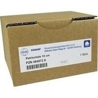PETRISCHALE 10CM, 1 ST, Param GmbH