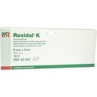 ROSIDAL BINDE KRAEFTIG 8CMX5M LOSE, 10 ST, Lohmann & Rauscher GmbH & Co. KG