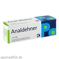 Analdehner, 1 ST, DR. KADE Pharmazeutische Fabrik GmbH