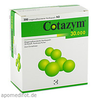 COTAZYM 30000, 200 ST, Cheplapharm Arzneimittel GmbH