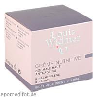 WIDMER CREME NUTRITIVE LEICHT PARF, 50 ML, Louis Widmer GmbH