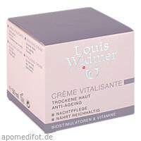 WIDMER CREME VITALISANTE LEICHT PARF, 50 ML, Louis Widmer GmbH