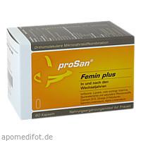 proSan Femin plus, 60 ST, Prosan Pharmazeutische Vertriebs GmbH