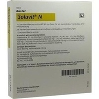 SOLUVIT N, 10X10 ML, Baxter Deutschland GmbH Medication Delivery
