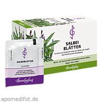 SALBEIBLAETTER, 20X1.5 G, Bombastus-Werke AG