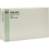 SILKAFIX 2.5CMX9.2M, 12 ST, Lohmann & Rauscher GmbH & Co. KG