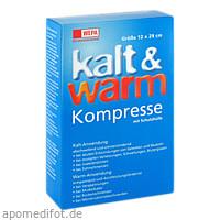 KALT WARM KOMPR 12X29CM, 1 ST, Wepa Apothekenbedarf GmbH & Co. KG