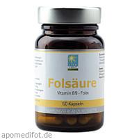 Folsäure 1 mg, 60 ST, Apozen Vertriebs GmbH
