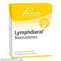 Lymphdiaral Basistabletten, 100 ST, Pascoe pharmazeutische Präparate GmbH