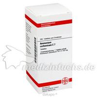 AMMONIUM CARB C 7, 200 ST, Dhu-Arzneimittel GmbH & Co. KG