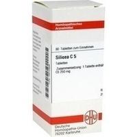 SILICEA C 5, 80 ST, Dhu-Arzneimittel GmbH & Co. KG