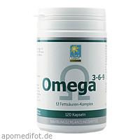 Omega 3-6-9, 120 ST, Apozen Vertriebs GmbH