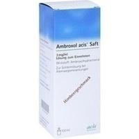 AMBROXOL ACIS SAFT, 100 ML, Acis Arzneimittel GmbH