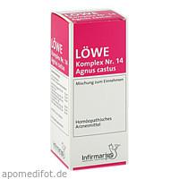 Löwe-Komplex Nr.14 Agnus castus, 100 ML, Infirmarius GmbH