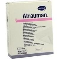 ATRAUMAN STERIL 5X5CM, 50 ST, Paul Hartmann AG