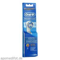 Oral-B Aufsteckbürsten Precision Clean 2er, 2 ST, Procter & Gamble GmbH
