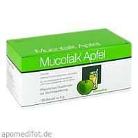 MUCOFALK APFEL BTL, 100 ST, Dr. Falk Pharma GmbH