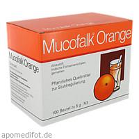 MUCOFALK ORANGE BTL, 100 ST, Dr. Falk Pharma GmbH