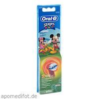 Oral-B Aufsteckbürsten Stages Power 2er, 2 ST, WICK Pharma - Zweigniederlassung der Procter & Gamble GmbH