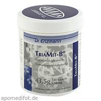 TriaMit B Niacinamid B3 MSE, 180 ST, Adana Pharma GmbH