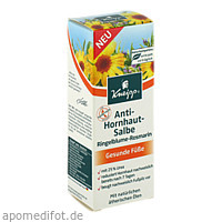 Kneipp Gesunde Füße Anti-Hornhaut Salbe, 50 ML, Kneipp GmbH