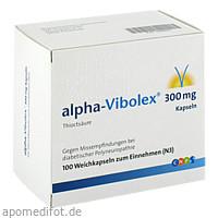 alpha Vibolex 300, 100 Stück, Cnp Pharma GmbH