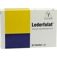 LEDERFOLAT, 50 ST, Teofarma S.R.L.