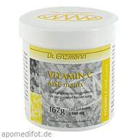 Vitamin C matrix 500mg MSE NEM, 180 ST, Adana Pharma GmbH