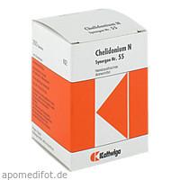 SYNERGON KOMPL CHELID N 55, 200 ST, Kattwiga Arzneimittel GmbH