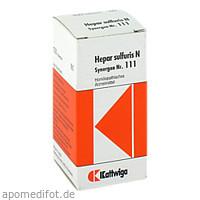SYNERGON KOMPL HEP SU N111, 100 ST, Kattwiga Arzneimittel GmbH