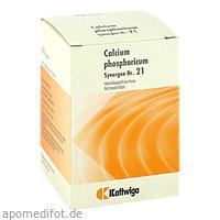 SYNERGON KOMPL CALC PHO 21, 200 ST, Kattwiga Arzneimittel GmbH