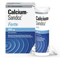 CALCIUM SANDOZ FORTE, 2X20 ST, HEXAL AG