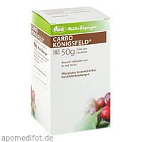 CARBO KOENIGSFELD, 50 G, Dr. Gustav Klein GmbH & Co. KG