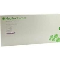 Mepilex Border 10x20 cm, 5 ST, Mölnlycke Health Care GmbH