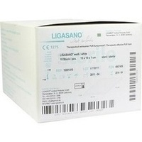 LIGASANO Kompressen Steril 15x10x1cm, 10 ST, Ligamed Medical Produkte GmbH