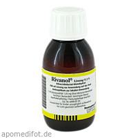 RIVANOL LOESUNG 0.1%, 100 ML, Dermapharm AG