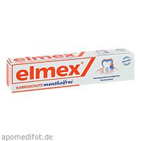 elmex mentholfrei mit Faltschachtel, 75 ML, Cp Gaba GmbH