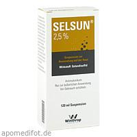 SELSUN, 120 ML, Sanofi-Aventis Deutschland GmbH GB Selbstmedikation /Consumer-Care