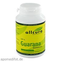 GUARANA, 120 ST, Allcura Naturheilmittel GmbH